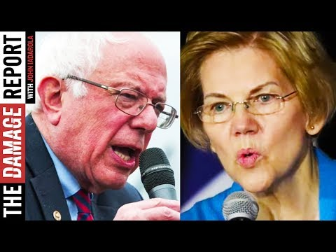 Progressive Showdown: Bernie Sanders vs Elizabeth Warren