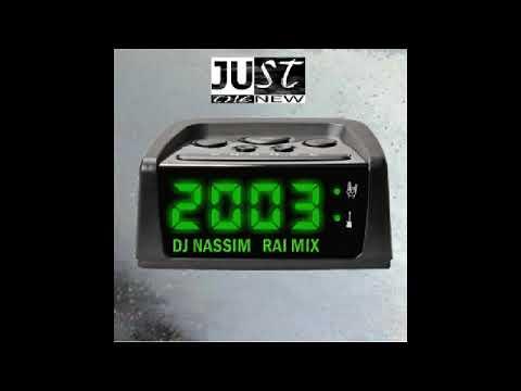 DJ NASSIM - RAI MIX 2003 (version animée)