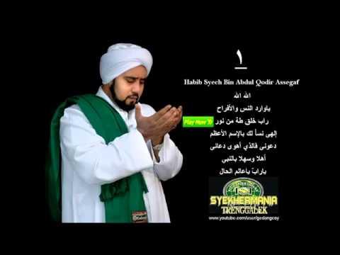 03  Robbi Kholaq Thoha Minnur, Habib Syech Volume 1