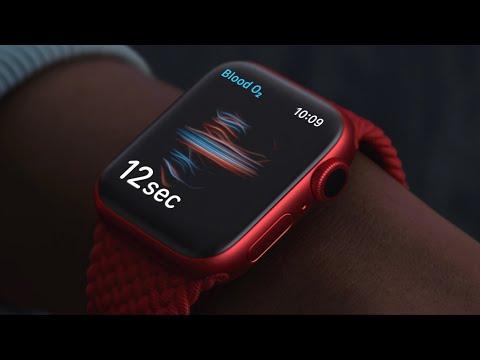 Apple Watch Serie 6