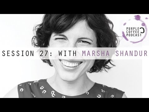 How To Build Meaningful Relationships During The Hustle and Bustle with Marsha Shandur