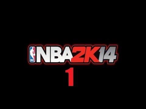 NBA 2K14 #1 - No meto ni a tiros!