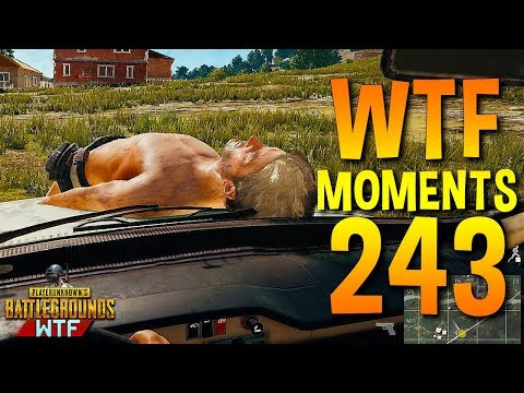 PUBG Daily Funny WTF Moments Highlights Ep 243