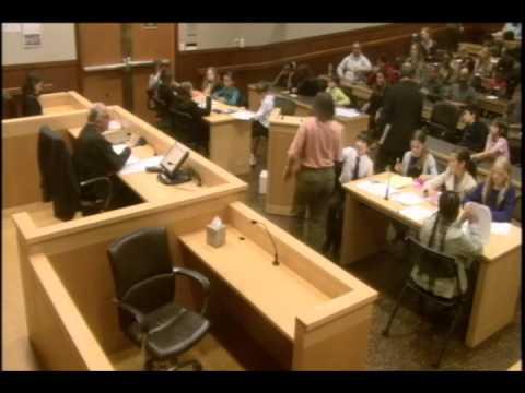 2015 Rosa Parks Mock Trial