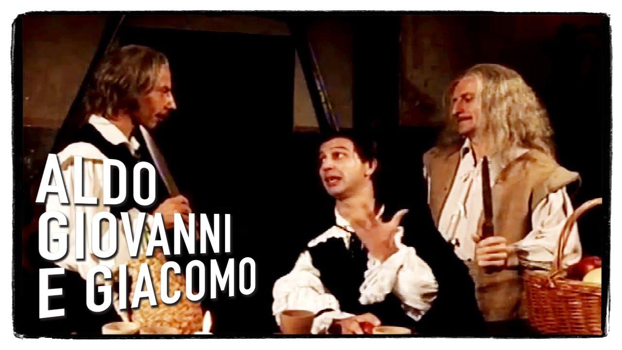 Il Conte Dracula Seconda Parte Tre Uomini E Una Gamba Di Aldo Giovanni E Giacomo Youtube