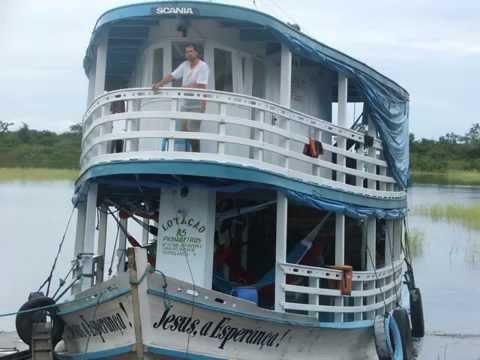 Trailer do filme O Barco da Esperança