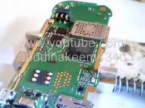 Nokia 2690 Keypad IC replacing.wmv