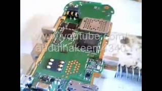Nokia 2690 Keypad IC replacing.wmv