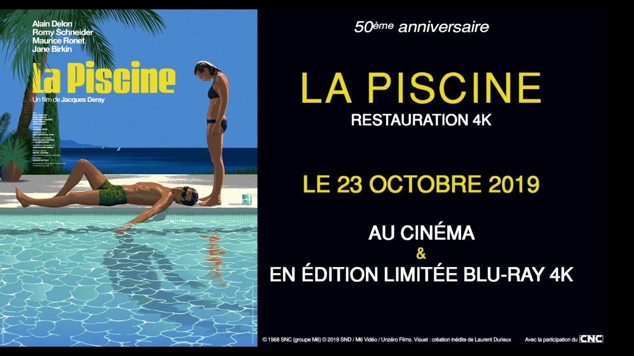 la piscine 1968 teaser romy hd 2019 restauration 4k