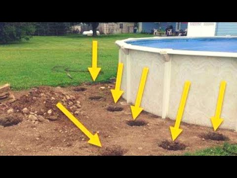 Thumbnail: Man Drilling Holes In Yard Confuses His Neighbors But Leaves Them Stunned Days Later