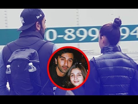 Alia Bhatt And Ranbir Kapoor Strolling On The Streets Of New York Mp3