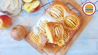 Это не просто ШАРЛОТКА! Это немецкий яблочный пирог. Лучший рецепт шарлотки с яблоками.