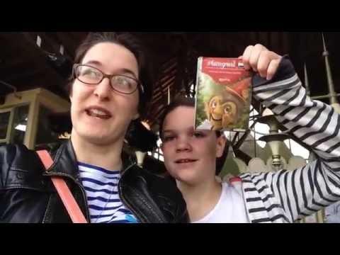 We Visit The Efteling!!