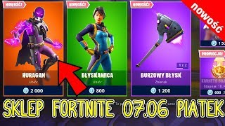 FORTNITE 07.06 STORE-NEW SKIN Hurricane, lightning, Storm Flash, eye of the storm, emotic liquidity
