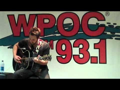 Josh Kelley-Naleigh Moon Live at WPOC