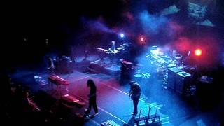 Porcupine Tree - Guadalajara - 11/04/2010 Teatro Diana - Anesthetize (Pt II)