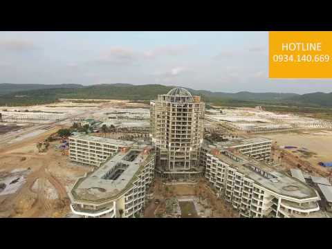 Intercontinental Phu Quoc Long Beach Residences-Hình ảnh thực tế quay tại khách sạn bằng flycam