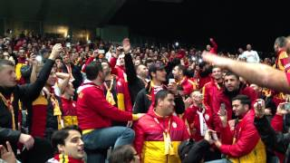 Braga Maçi Sonrasi Fenerle Makara | ultrAslan EUROPE