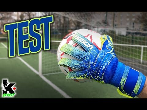 REUSCH FIT CONTROL DELUXE G3 FUSION EVOLUTION  | Test & Review