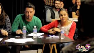 Encuentro Carnavalea con Tino Tovar 17 de abril en Sevilla