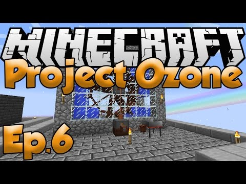 "Minecraft: Project Ozone - Ep. 6 - ""Simple Power Generation!"""