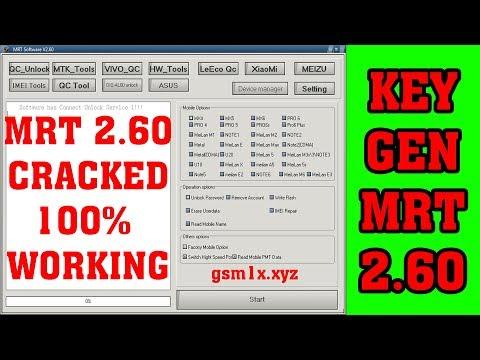 MRT Dongle 2.60 Crack Full Keygen