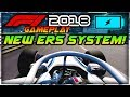 F1 2018 Gameplay   NEW 'ERS' DEPLOYMENT FEATURE!!! (F1 2018 Gameplay Monaco w/ Leclerc)