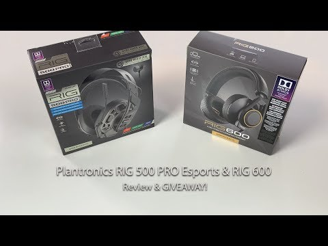 Plantronics RIG videos - 42UAg6l6Om4 (Meet Gadget)