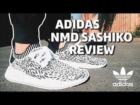 adidas nmd sashiko revisione bahasa indonesia su youtube