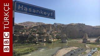 Sulara gömülecek olan Hasankeyf'te son durum: 'Gül dalında güzeldir' - BBC TÜRKÇE