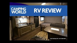 2017 Winnebago Winnie Drop 170S | Travel Trailer | Mamba | Ian Baker