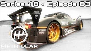 Fifth Gear Series 18 Episode 3 смотреть