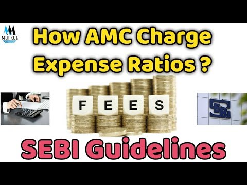 How AMC Charge Expense Ratios in Mutual Funds ?
