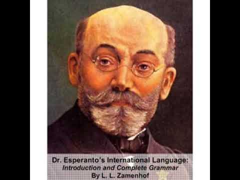 Dr. Esperanto's International Language, Introduction And Complete Grammar By L. L. ZAMENHOF