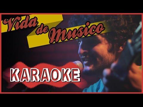 Vida de Músico: KARAOKE (Catarse do Guga Pine)