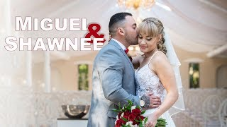 Miguel & Shawneés Wedding | Oakfield Farm 4K