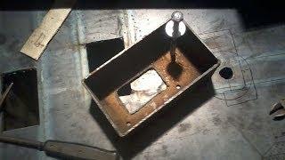 Изготовление пиролизного котла своими руками