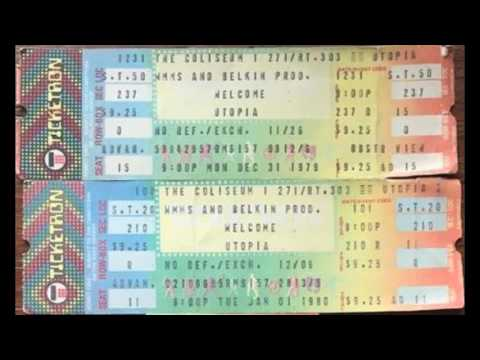 Utopia @ WMMS Cleveland 1/1/80