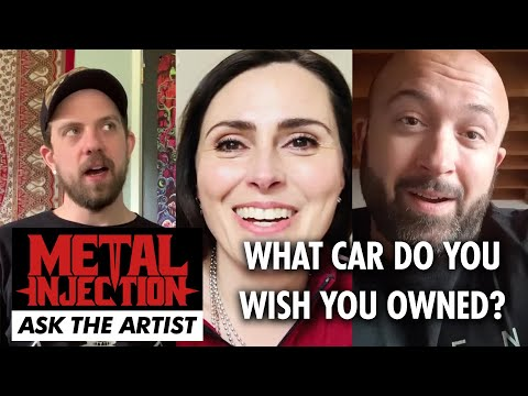 What Car Do You Wish You Owned? ASK THE ARTIST | Metal Injection