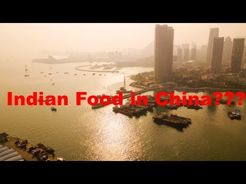 Indian Food in China???