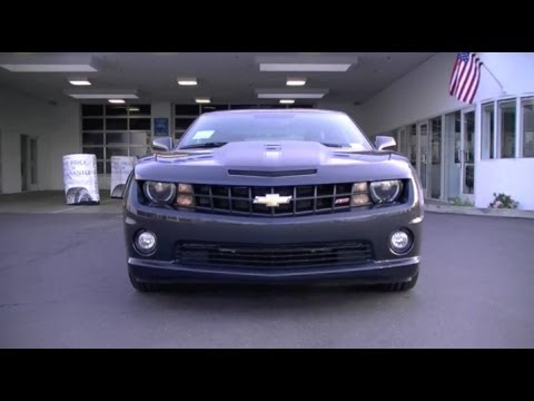 2012 Chevy Camaro SS In-Depth Review