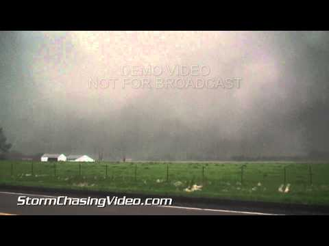 5/10/2014 Marshall, MO RFD & Wedge Tornado