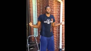Christian Brooks ice bucket challenge