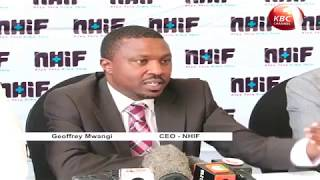 Government suspends NHIF decision to cap outpatient visits