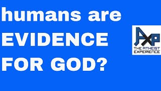 Uniqueness of Humans Evidence for God? | David - Branson, MO | Atheist Experience 22.31