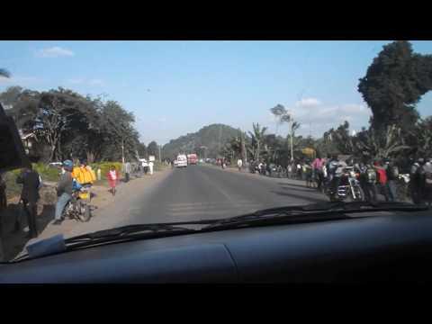 Kwaheri Arusha. Nitarudi badaaye