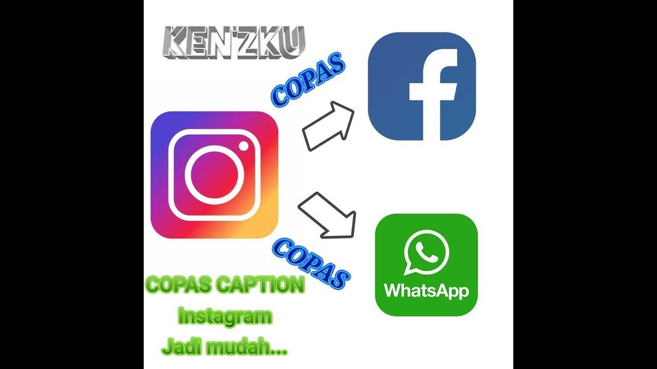 Cara Copy Caption Instagram 3