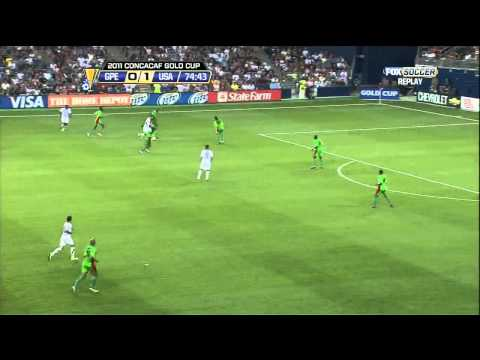 USMNT Guadeloupe 2011 Gold Cup 2 of 2 Full Game USA