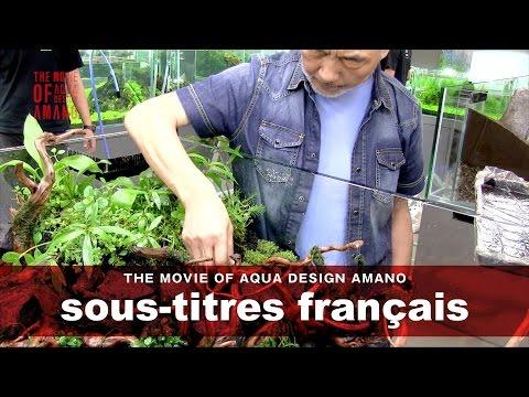 [ADAview] THE MOVIE OF AQUA DESIGN AMANO [side:layout] - sous-titres français