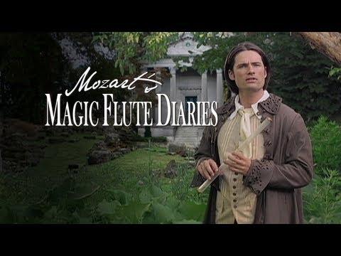 Mozart's Magic Flute Diaries HD (Widescreen)